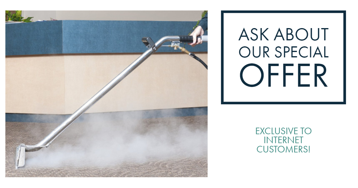 carpet cleaning discounts